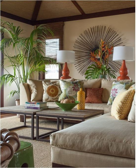 35+ Asian Balinese Style Home Decorating Ideas