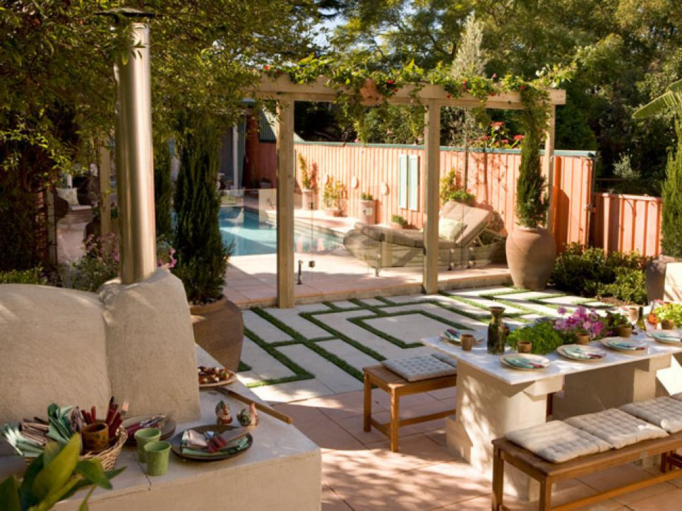 40 Mediterranean Style Yard Design Ideas Unique Colors And Elements