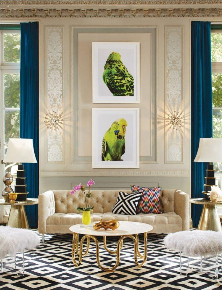 30+ Summer Living Room Decorating Ideas You Should Copy - Decor Buddha