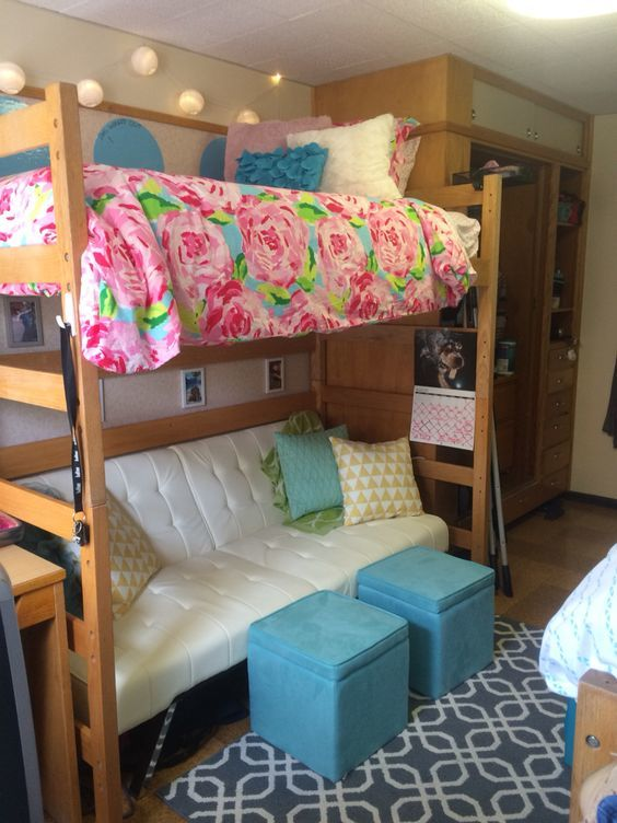 30 College Dorm Room Decorating Ideas (you don't want to miss)