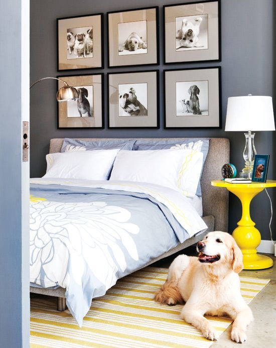 30+ Dog Themed Bedroom Decorating Ideas - Bedroom Ideas for Dog Lovers
