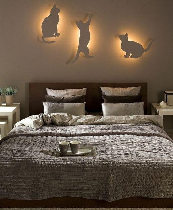 . Cat Themed Bedroom Decorating Ideas  30  Ideas for Cat Lovers