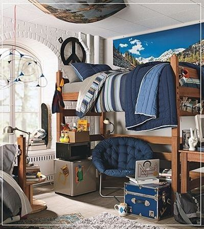 Dorm Room Ideas For Guys