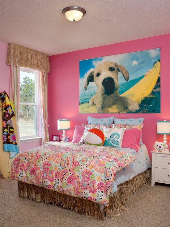 30 dog themed bedroom decorating ideas decor buddha - Beach themed bedroom for teenager ...